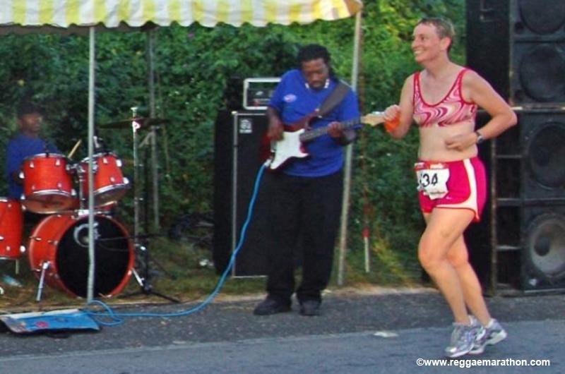 ジャマイカ:世界一楽しい!レゲエ・マラソン