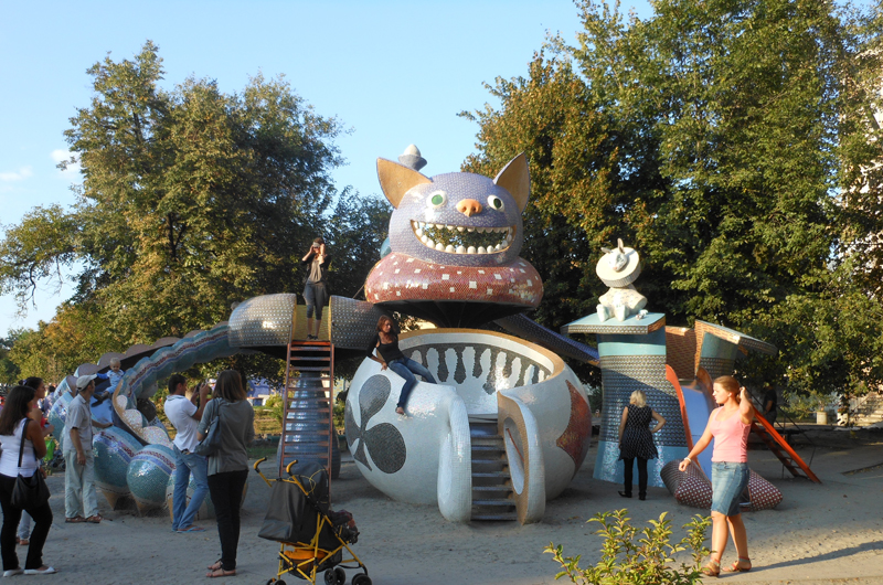 観光スポット巡りでは満足できないあなたへ~ ウクライナの穴場スポット