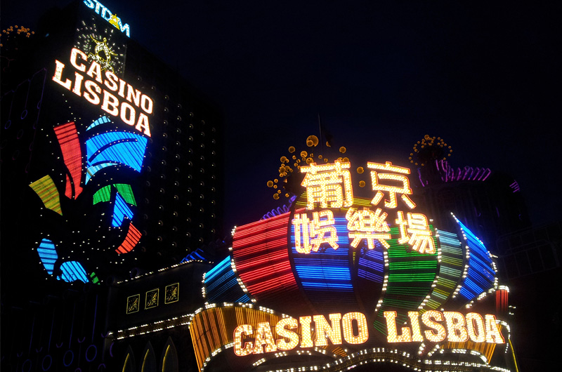 アジア三大カジノを巡る ~日本に来るまで待てない!