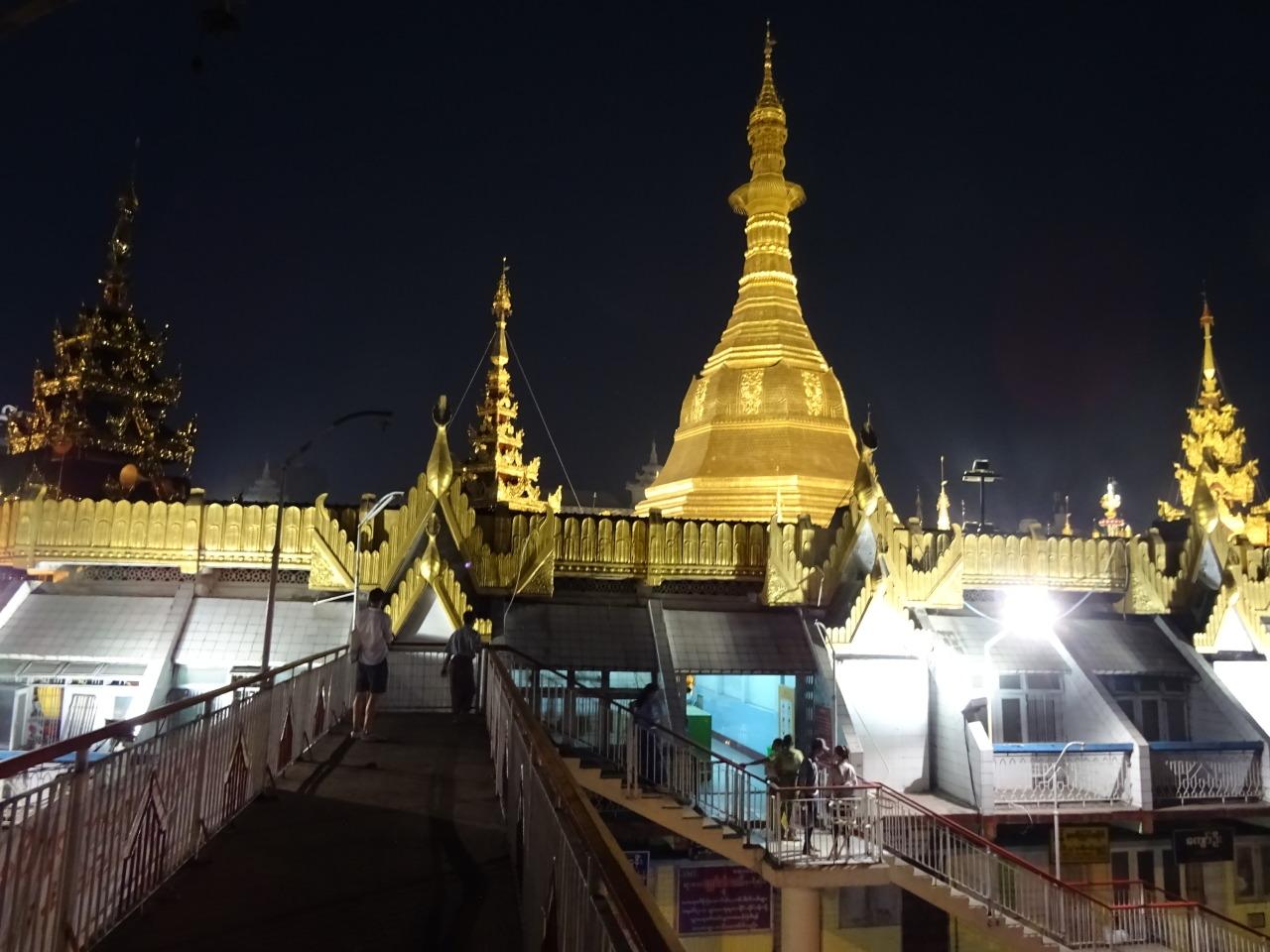 ミャンマー音楽紀行2018(その1)