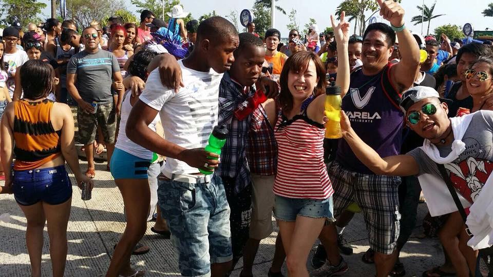 パナマ旅行記 ~カーニバルで踊り狂え!~ その1