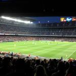 バルセロナ Camp Nou