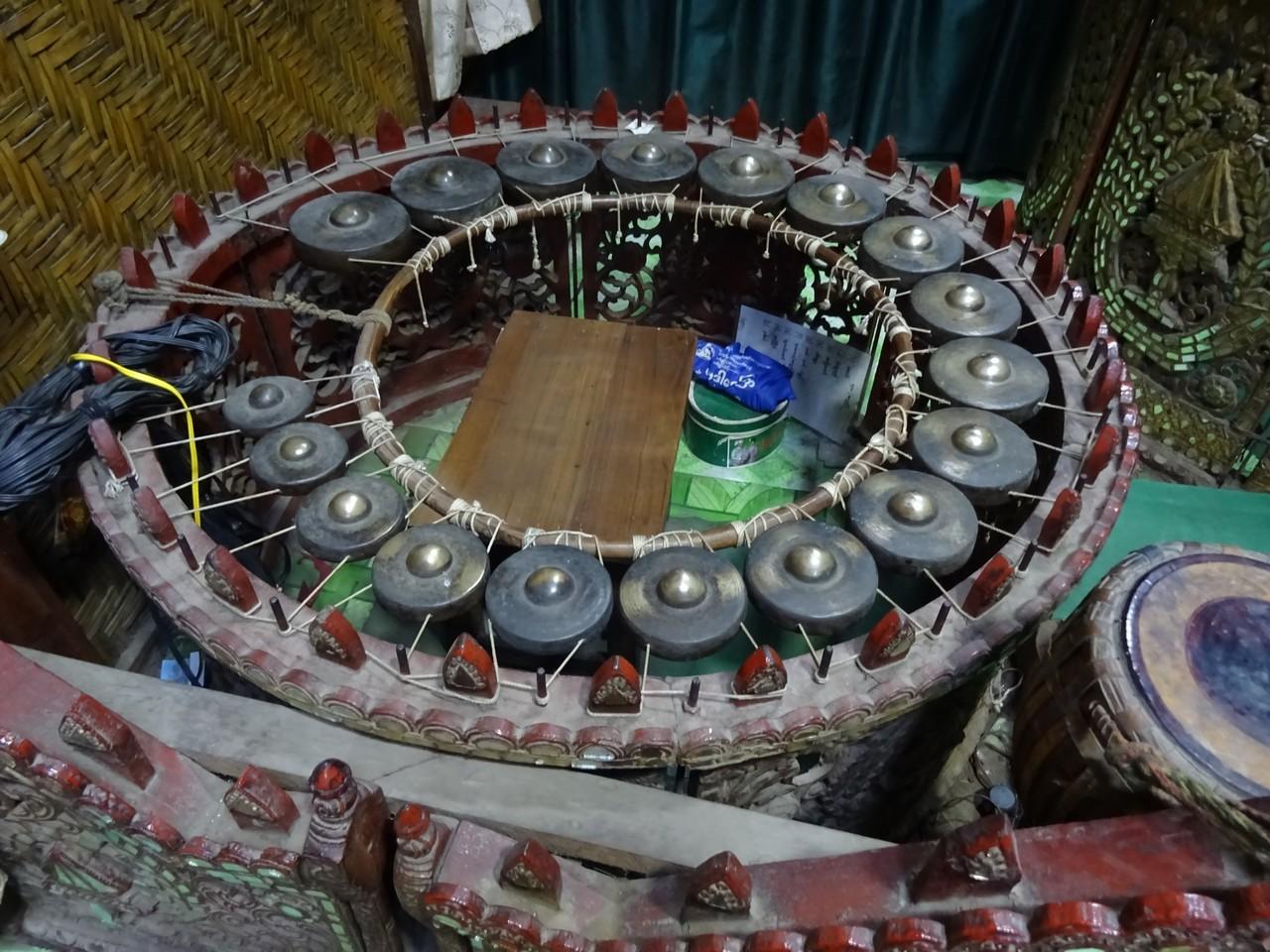 ミャンマー音楽紀行2018(その2)