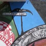 Callejon de Hamel広場