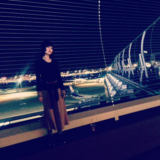 Haneda_Deck