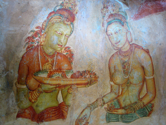 Sigiriya_ladies_02