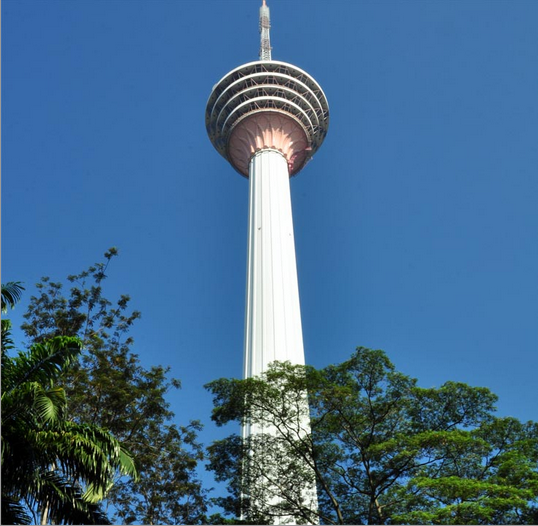 Menara KL History in Chronology