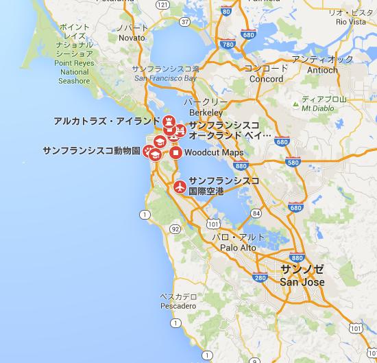 googleマップ サンフランシスコ   Google マップ