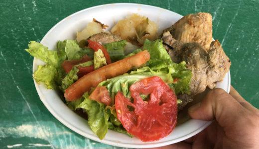 いざ、キューバ! ~その3:キューバで充実の昼食編~