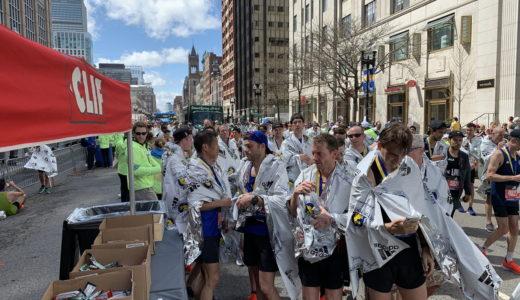 世界の街を走ってみる~ 第123回ボストン・マラソン参戦記 後編