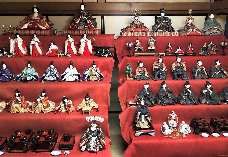 「林昌寺」の壇飾り