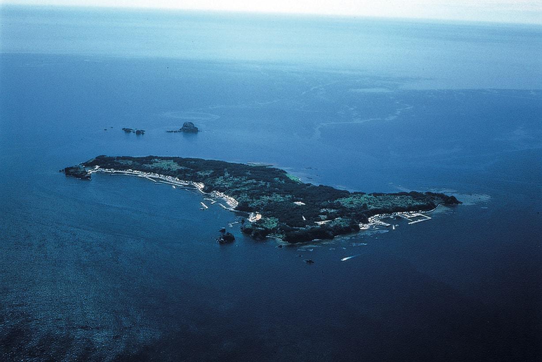 山形県酒田市の飛島