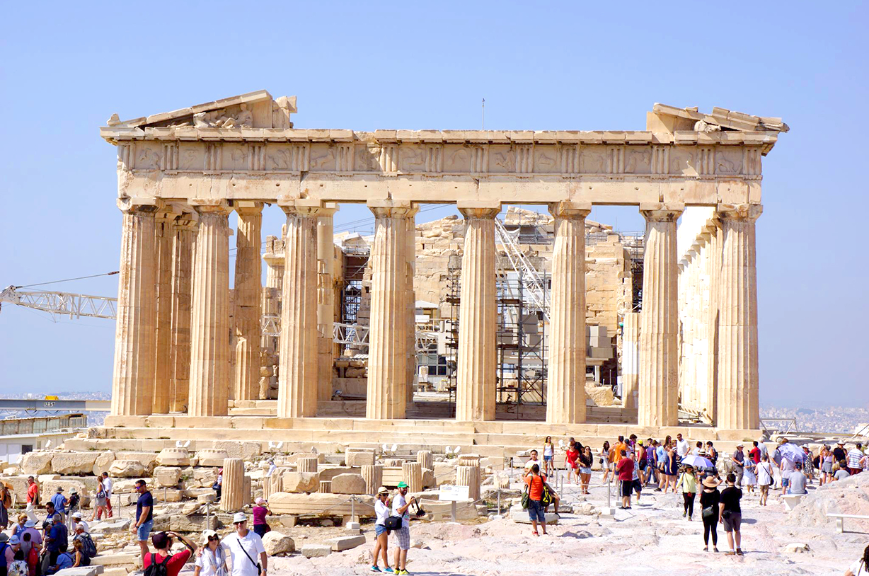 アテネをちょっと見てきた記録