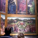 祭壇画「神秘の子羊」