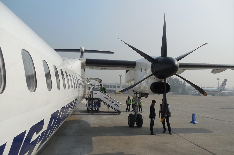 「タビノート」下川裕治:第38回 飛行機には投石は届かない