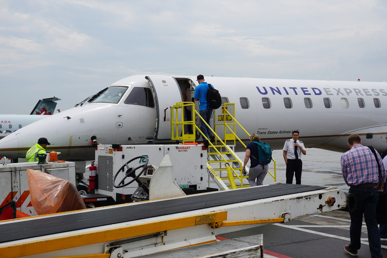 「タビノート」下川裕治:第71回 アメリカの航空界はアジアに抜かれた?