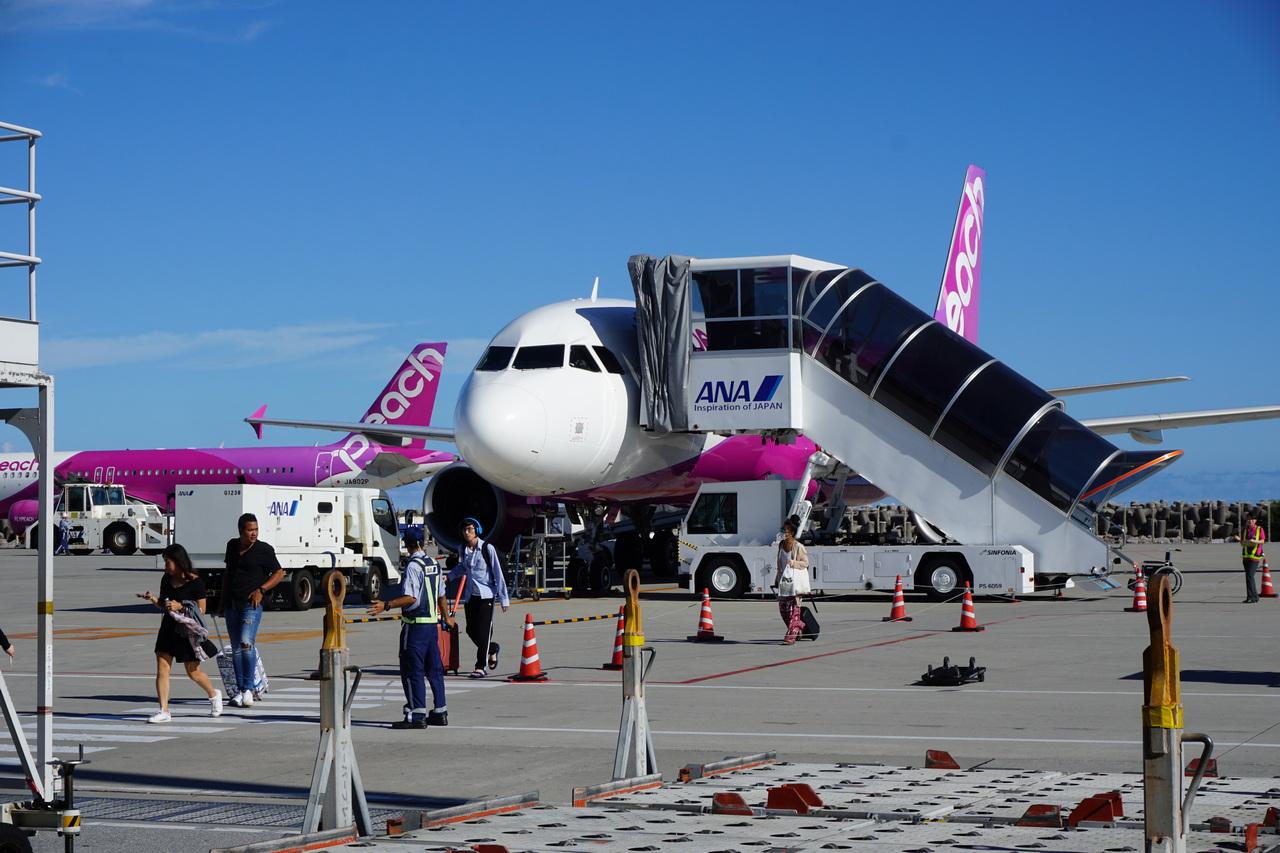 「タビノート」下川裕治:第72回 那覇空港がLCCのハブという流れ