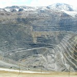 Bingham Canyon(Kennecott Copper Mine)