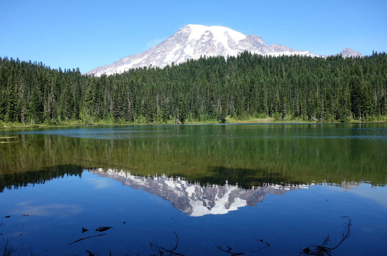 シアトル・レーニア山のプチトレック体験記