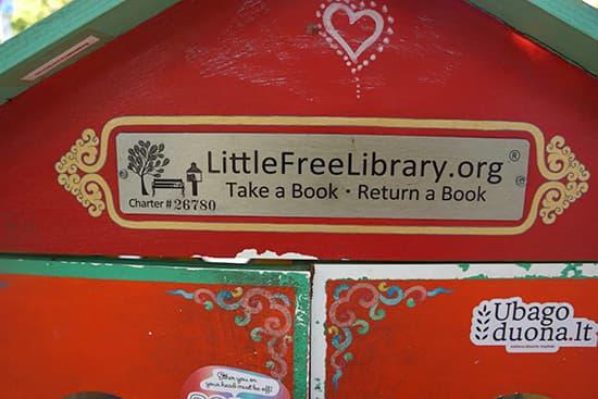 LittleFreeLibrary.orgのポスト拡大