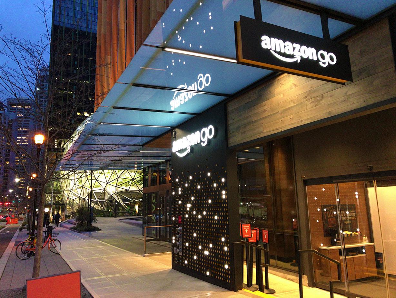 未来の無人コンビニ、Amazon Goに行ってみた!
