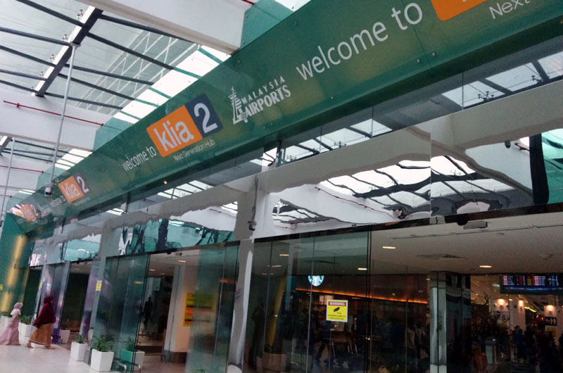緊急レポート クアラルンプールLCCTターミナルが新しくなった!!