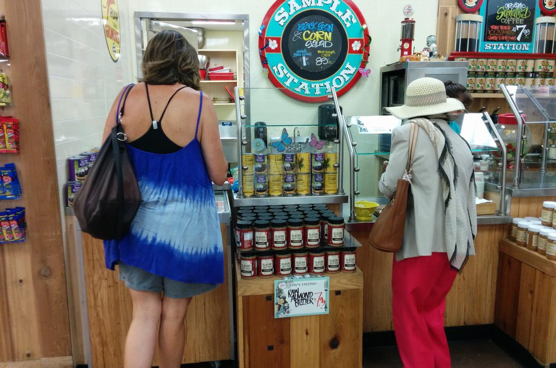 tabinote旅行記 アメリカスーパーマーケット探索記(西海岸編)