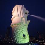 マーライオン(シンガポール)