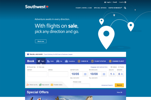 Southwest-Airlines---Book-F