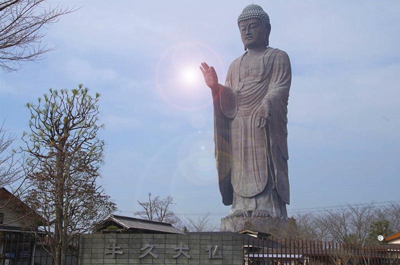 人類最後の望みは、この巨仏! 超弩級の大仏像を巡る旅