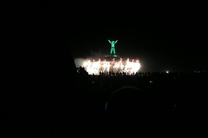 バーニングマン2013/第4回 ~最終日、祭りのあと