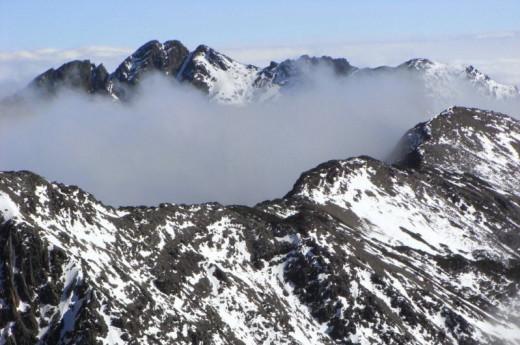 阿里山山脈