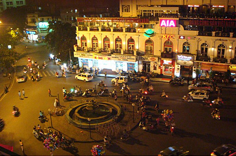 LCCでベトナム(ハノイ〜ホーチミン)国内旅行(ハノイ編)