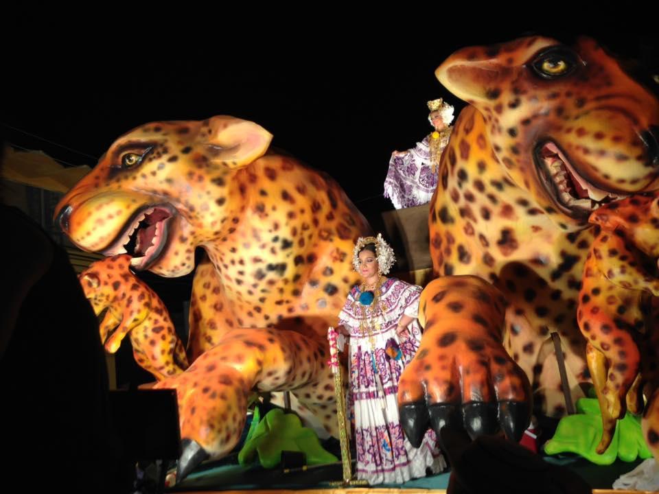 パナマ旅行記 ~カーニバルで踊り狂え!~ その2