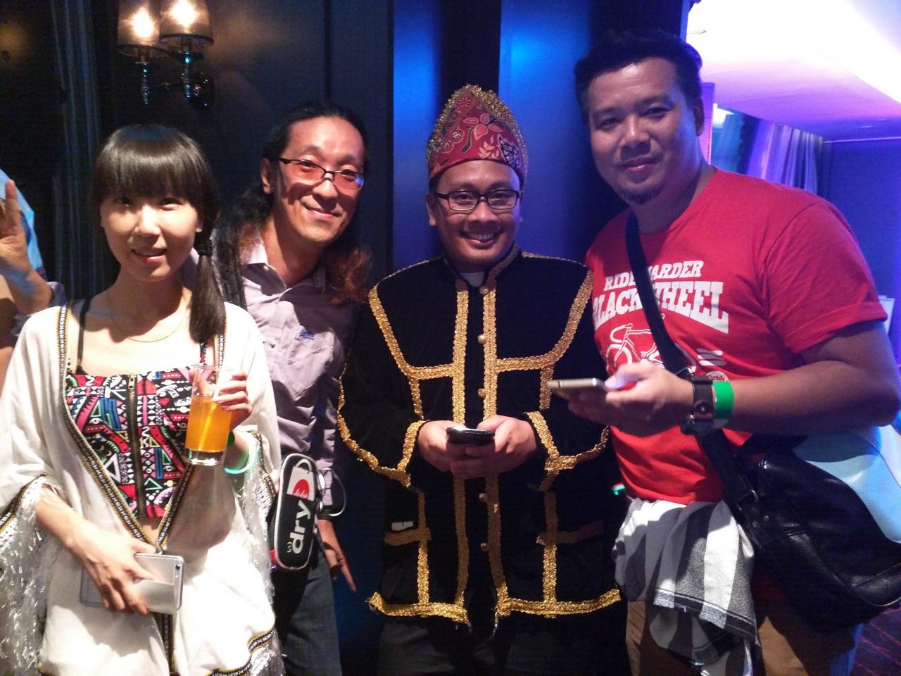 Air Asiaのブロガーイベントにバンコクまで行ってきたよ!