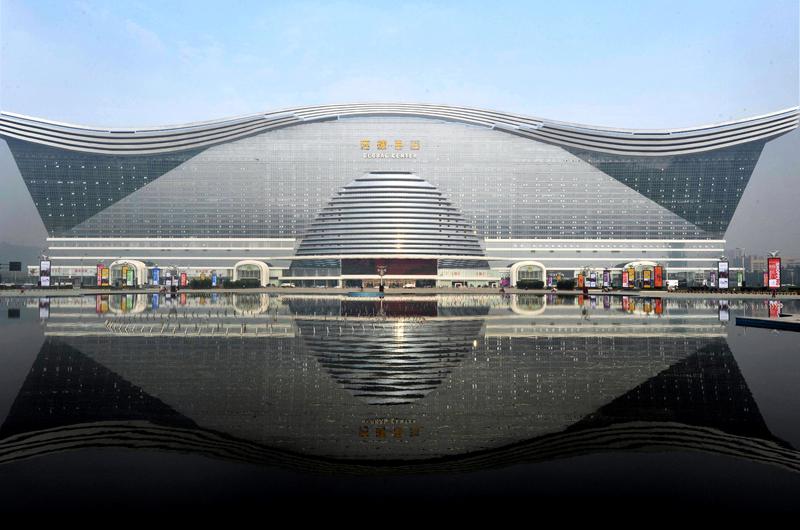 ショッピングモール・マニアックス! アジアの巨大モールを巡る