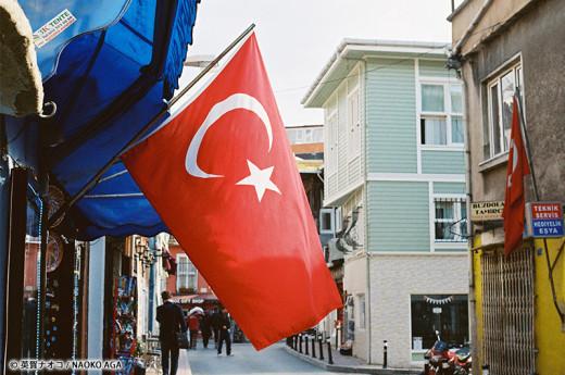 トルコ・女一人旅